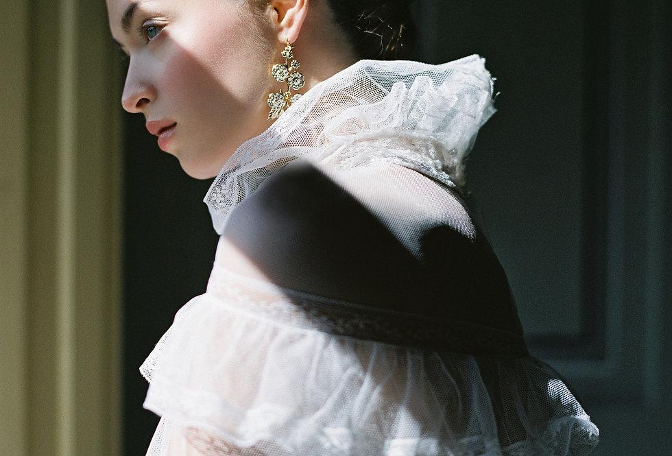 *NEW Rosaline Earrings