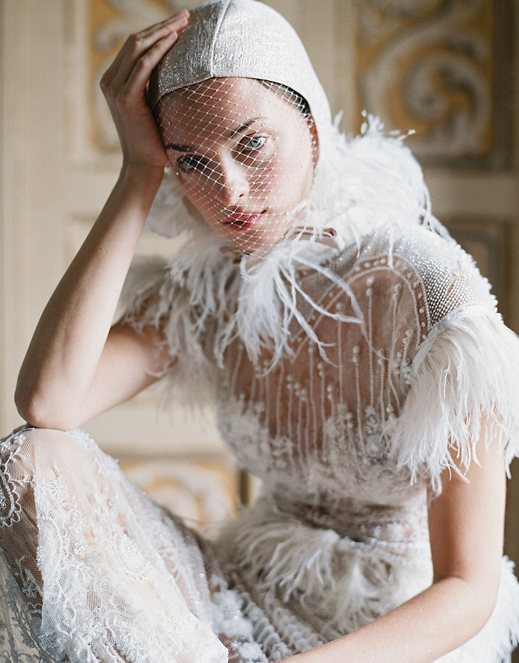 Villa Monsoglio Editorial, Photography Laura Gordon