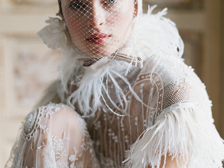 A Breathtaking Spring Couture Bridal Shoot in Italy