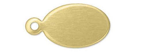 Custom Engraved Tag
