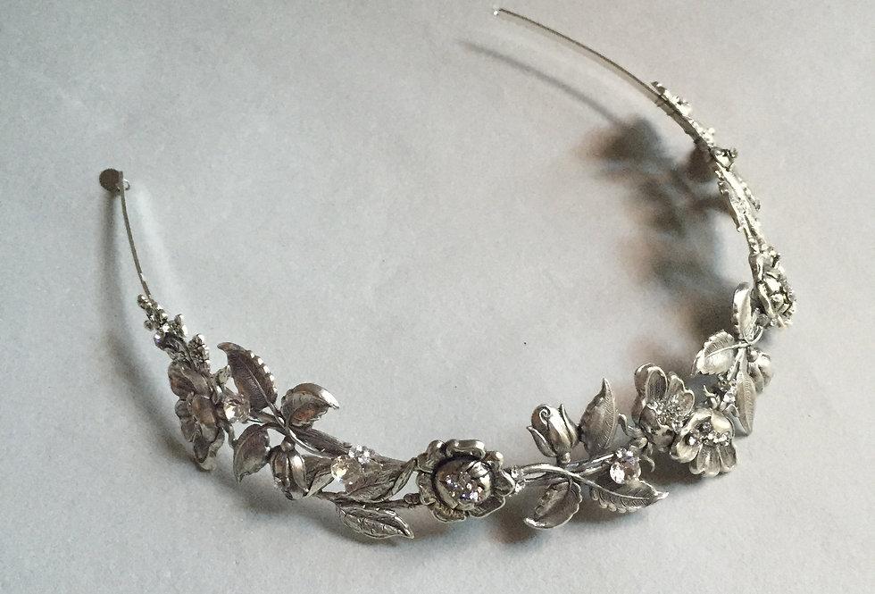 Rose Garden Headband or Tiara (Wholesale)