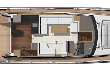 PRESTIGE-590S---Main-Deck---Relax-cockpi