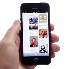 iPhone - Thumb