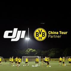 DJI   BVB China Tour