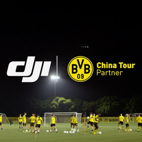 DJI | BVB China Tour