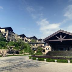 JW Marriott Zhejiang Anji Experience