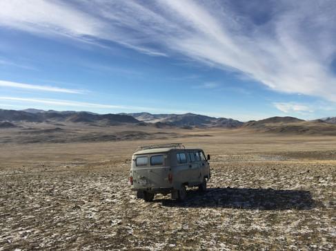 Olgii Desert