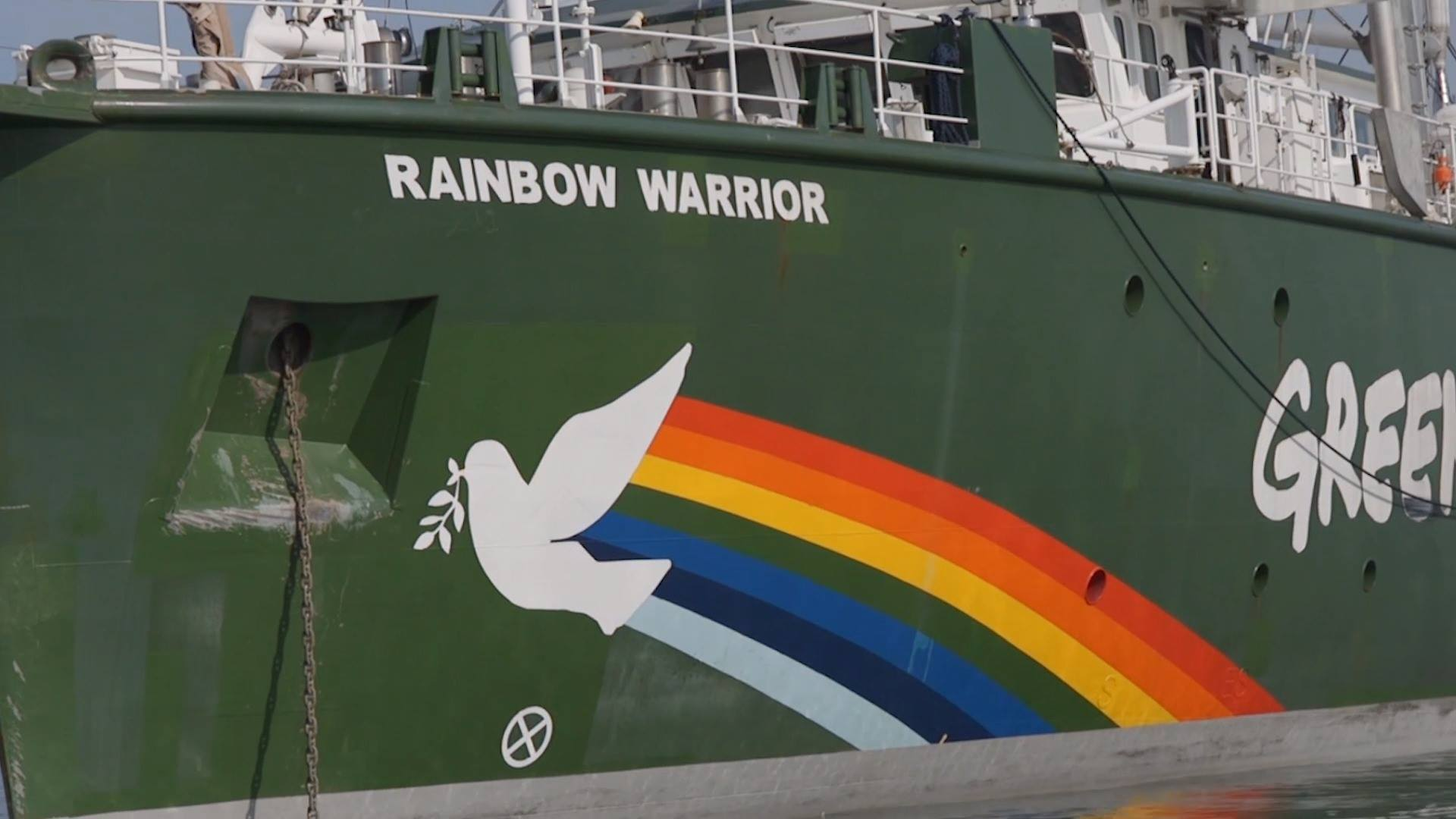 Rainbow Warrior is coming back!