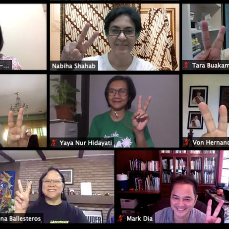 Watch GPSEA's Founding Members Get Back Together for 20th Anniversary!