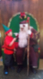Santa and Jingle at Shale Hills Farm.jpg