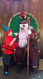 Santa and Jingle at Shale Hills Farm.jpg