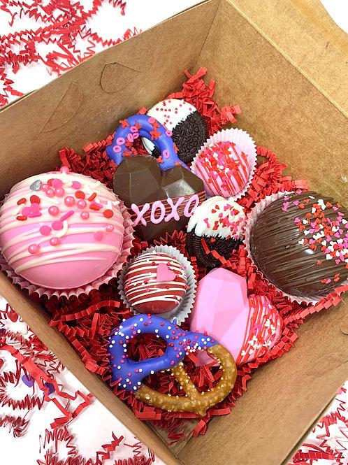 Valentine's Treat Box for Two - PRE-ORDER