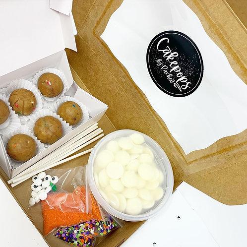 Halloween Themed D.I.Y Cakepop Kit