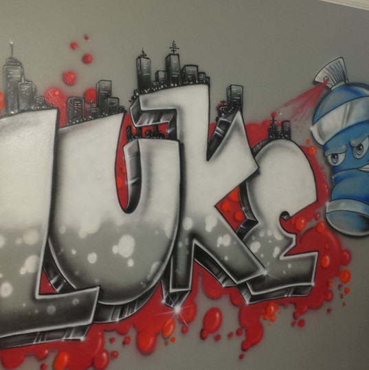 Graffiti Nmae 3