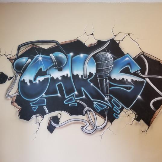 Graffiti Name 4