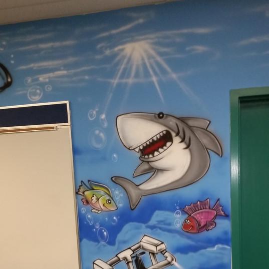stephen foster class room