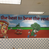 Riverland Cafeteria 3
