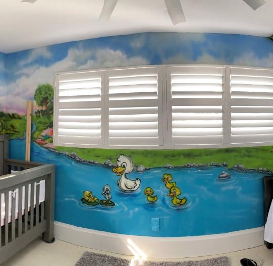 Kids room 6