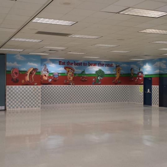 Riverland Cafeteria 4