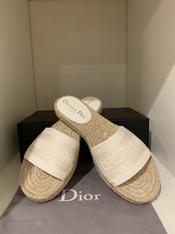 SOLD Dior Slides