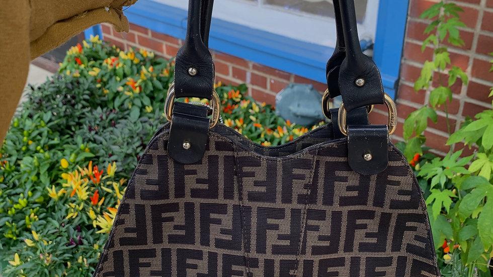 Fendi Monogramed Bag