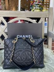 SOLD Chanel Grand Shopper Tote