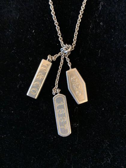 Tiffany Necklace 925