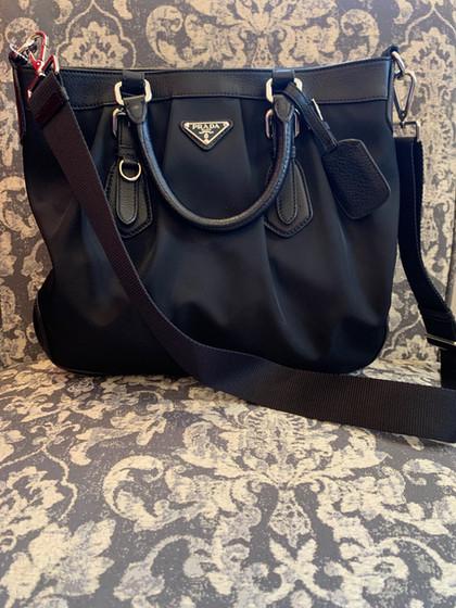 SOLD Prada Nylon Bag
