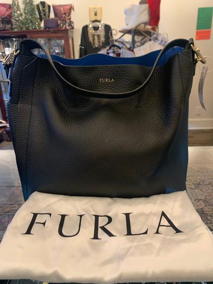 FURLA Leather Tote
