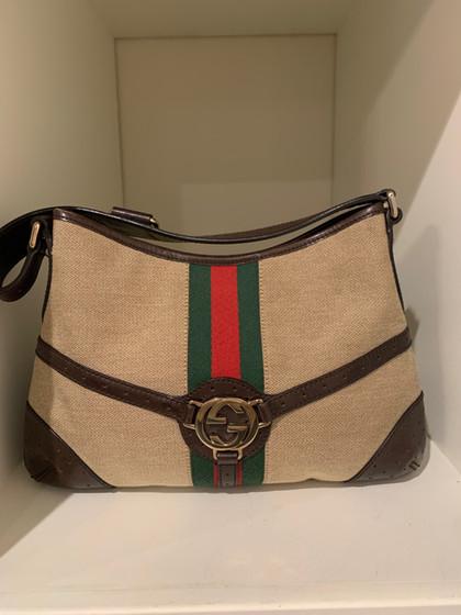 Gucci Vinatge Shoulder Bag