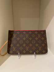 SOLD Louis Vuitton Neverfull Pouch