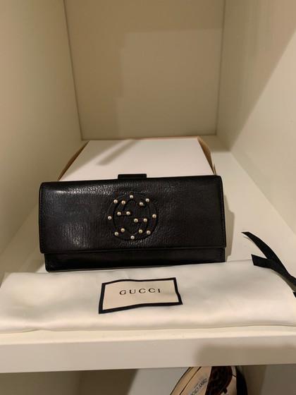 Gucci Stud Wallet