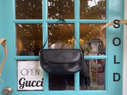 SOLD Gucci Leather Bag