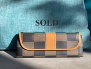 SOLD Fendi Checked Wallet