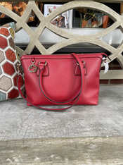 GUCCI Pebbled Leather Handbag