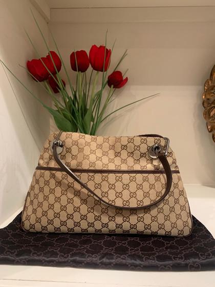SOLD Gucci Shoulder Bag