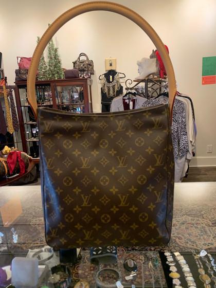 SOLD Louis Vuitton Looping Bag