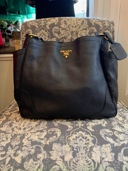 SOLD Prada Leather Bag