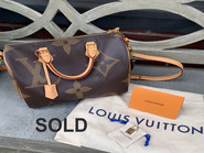 Louis Vuitton Limited Edition Speedy