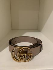 SOLD Gucci GG Belt