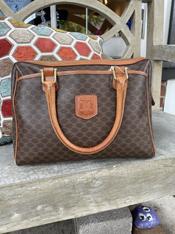 SOLD Vintage Celine Handle Bag