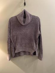 AQUA Purple Sweater