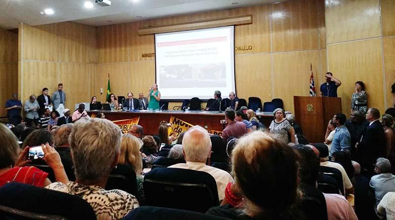 Foto: João Paulo Lemos/Sindicomunitário-SP