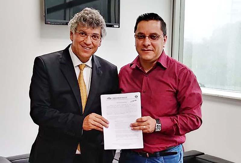 Foto: Guilherme Augusto Prado/Ascom Dep. Est. Padre Afonso