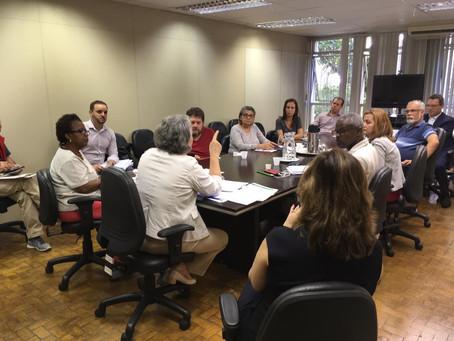 Sindicomunitário-SP participa da primeira reunião da Mesa Técnica da SMS