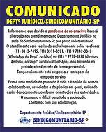 COMUNICADO_-_Depto_Jurídico_-_AlteraçÃ