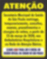 SMS_RESTRINGE_CONSULTAS_NA_REDE_MUNICIPA
