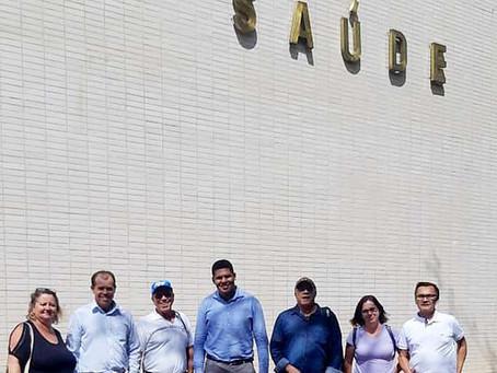 Diretores vão à Brasília pedir apoio ao Ministério da Saúde