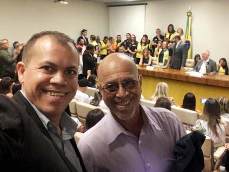 Diretores vão à Brasília mais uma vez brigar pelos direitos dos agentes de saúde