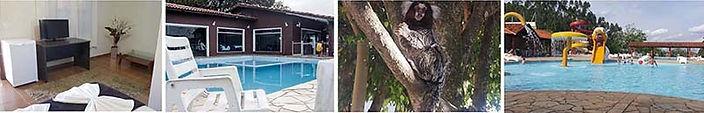 Hotel Fazenda Park Club - Fotos - Link s